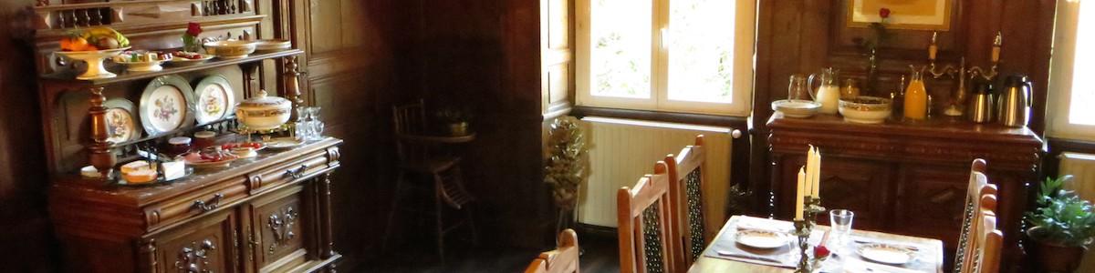 Picture of the Restaurant in Montsaugeon