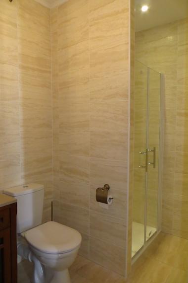 Badkamer van Le Bailli