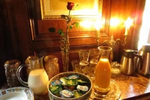 Uitgebreid Ontbijt Frankrijk