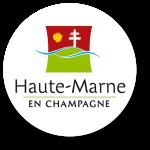 Logo Haute Marne en Champagne